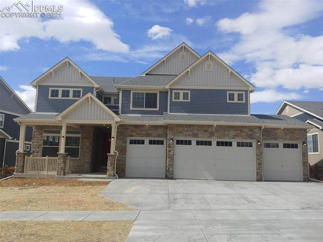 7078 Compass Bend Drive, Colorado Springs, CO 80927 (#6119750) :: Tommy Daly Home Team