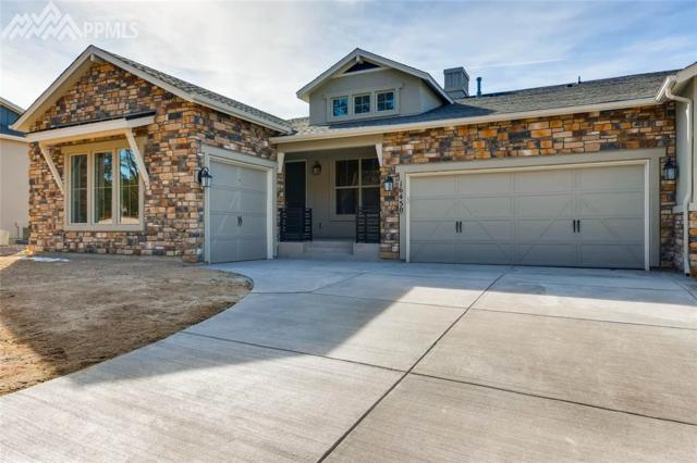 16450 Mountain Mist Drive, Monument, CO 80132 (#6123443) :: The Hunstiger Team
