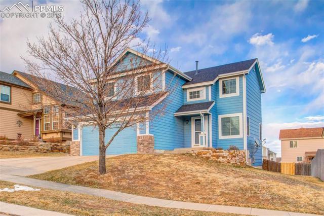 4619 Laramie Sky Drive, Colorado Springs, CO 80922 (#6127657) :: Fisk Team, RE/MAX Properties, Inc.