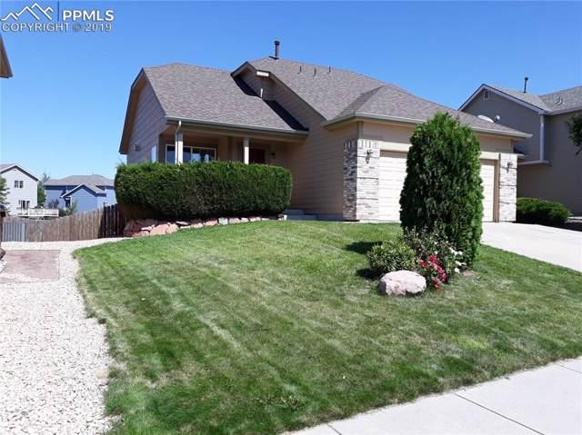 5346 Stone Fence Drive, Colorado Springs, CO 80922 (#6128366) :: 8z Real Estate