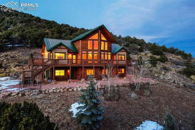 581 Corral, Cotopaxi, CO 81223 (#6128964) :: The Dixon Group
