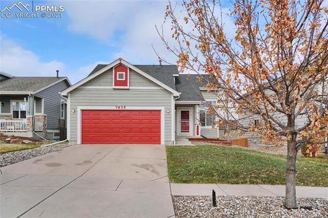 7635 Stormy Way, Colorado Springs, CO 80922 (#6130029) :: Venterra Real Estate LLC