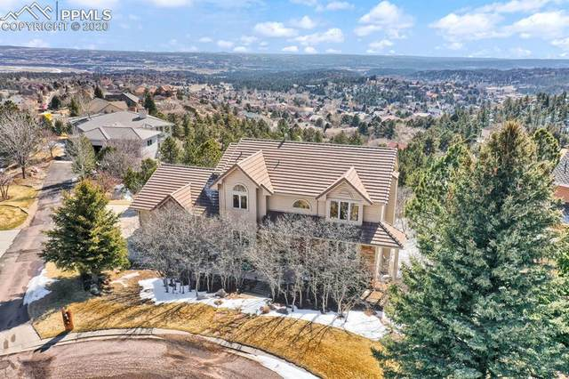 2715 Roundstone Court, Colorado Springs, CO 80919 (#6130137) :: Tommy Daly Home Team