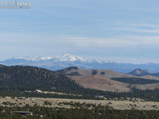 N Corral Road, Cotopaxi, CO 81223 (#6131415) :: The Dixon Group
