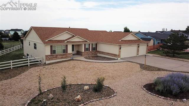 11250 Cranston Drive, Peyton, CO 80831 (#6132588) :: Tommy Daly Home Team