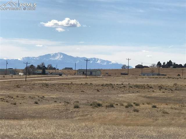 002 N Ellicott Highway, Calhan, CO 80808 (#6134406) :: Action Team Realty