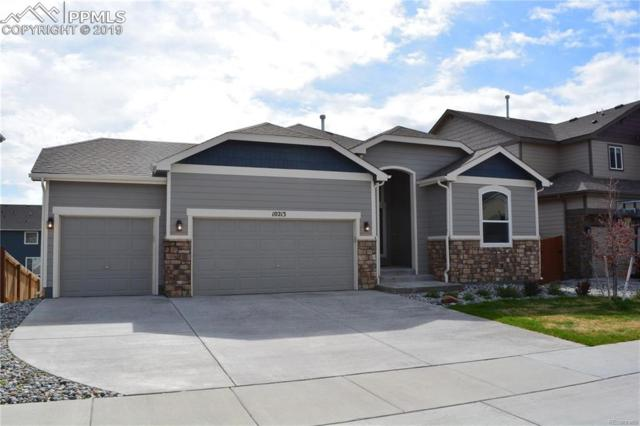 10213 Prairie Ridge Court, Peyton, CO 80831 (#6136243) :: The Kibler Group