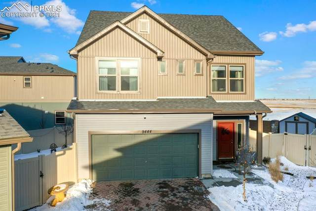 9444 Timberlake Loop, Colorado Springs, CO 80927 (#6137749) :: The Dixon Group