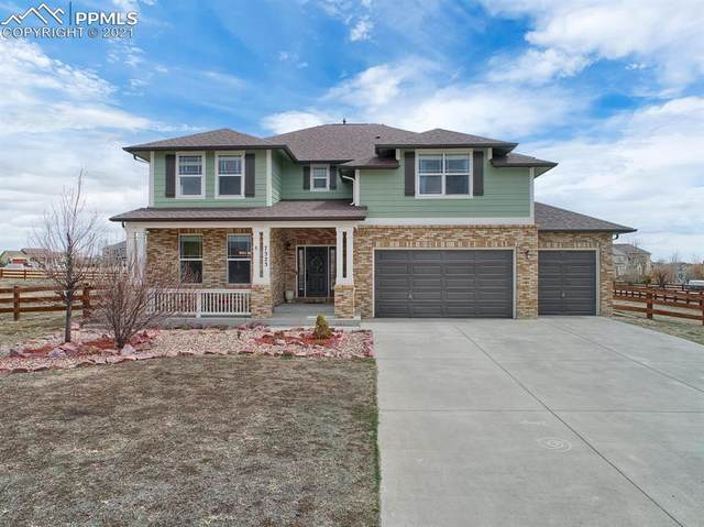 7323 Sylamore Way, Peyton, CO 80831 (#6139409) :: CC Signature Group