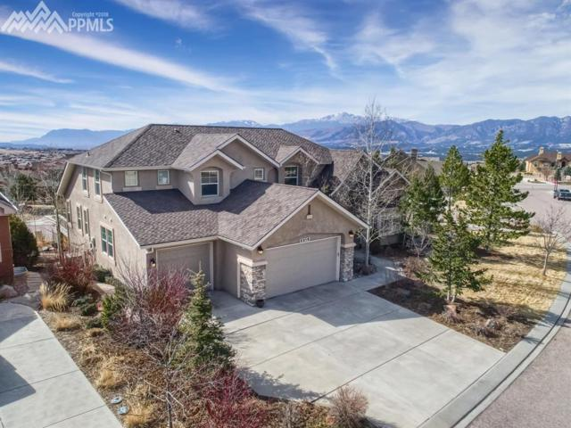 2319 Ledgewood Drive, Colorado Springs, CO 80921 (#6140048) :: The Hunstiger Team