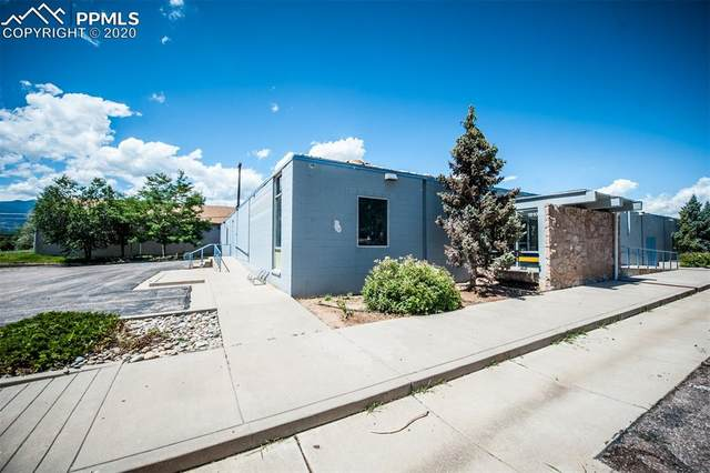 1810 Eastlake Boulevard, Colorado Springs, CO 80910 (#6140532) :: CC Signature Group