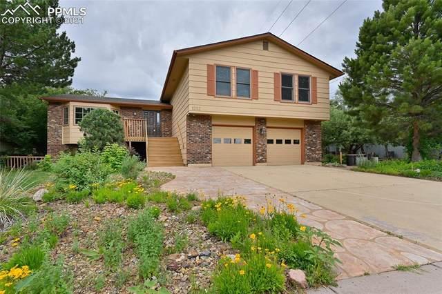 1352 E Friendship Lane, Colorado Springs, CO 80904 (#6140707) :: Action Team Realty