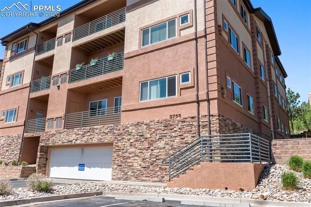 3755 Hartsock Lane #107, Colorado Springs, CO 80917 (#6143012) :: The Treasure Davis Team