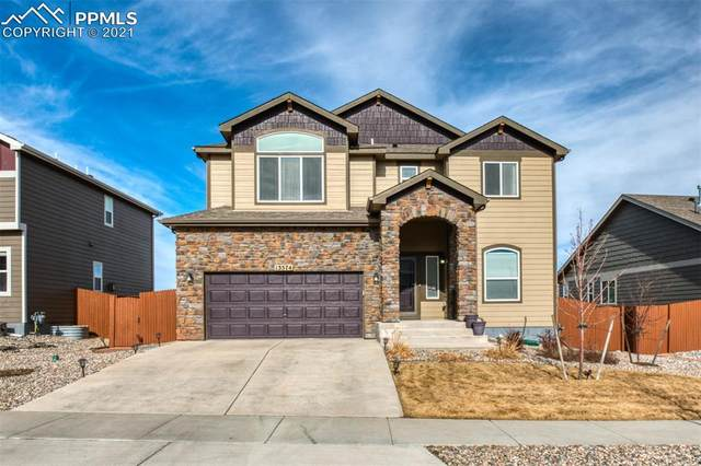 13574 Park Gate Drive, Peyton, CO 80831 (#6143178) :: Action Team Realty