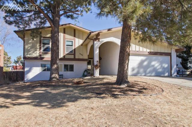 3320 Bell Mountain Drive, Colorado Springs, CO 80918 (#6145869) :: The Hunstiger Team