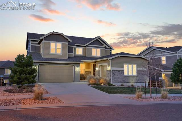 1231 Crown Haven Circle, Colorado Springs, CO 80919 (#6146802) :: Venterra Real Estate LLC
