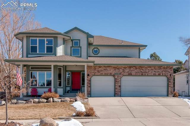 10520 Marble Creek Circle, Colorado Springs, CO 80908 (#6149485) :: The Treasure Davis Team