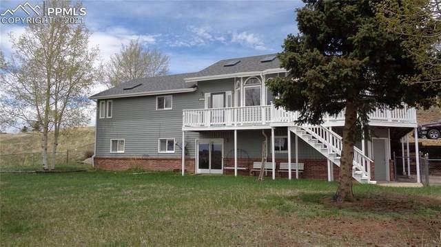 201 E Galena Avenue, Cripple Creek, CO 80813 (#6149847) :: Fisk Team, RE/MAX Properties, Inc.