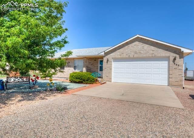 965 N Cimarron Drive, Pueblo West, CO 81007 (#6150460) :: The Treasure Davis Team | eXp Realty