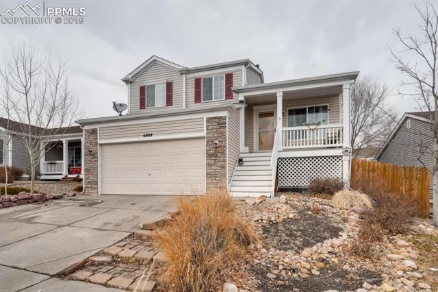 6404 Summer Grace Street, Colorado Springs, CO 80923 (#6150975) :: The Kibler Group