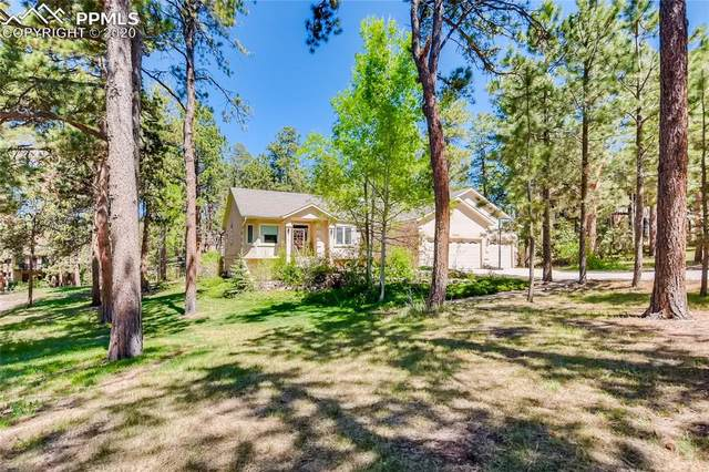19340 Glen Hollow Circle, Monument, CO 80132 (#6150996) :: The Daniels Team