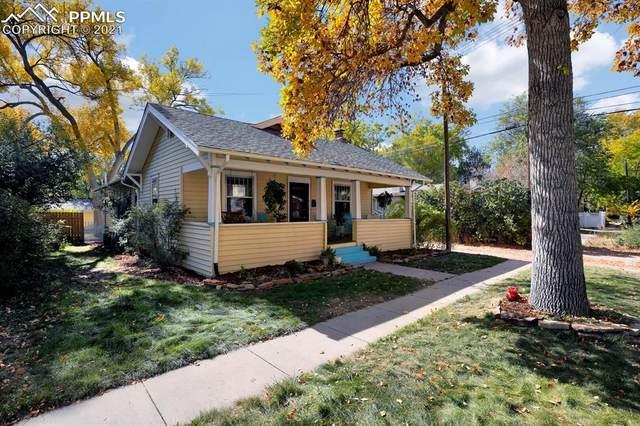 217 E Washington Street, Colorado Springs, CO 80907 (#6151051) :: The Kibler Group
