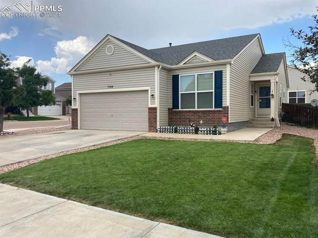 7344 Glenburn Drive, Fountain, CO 80817 (#6151097) :: Venterra Real Estate LLC