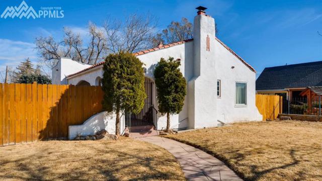 1318 E Kiowa Street, Colorado Springs, CO 80909 (#6151492) :: Jason Daniels & Associates at RE/MAX Millennium