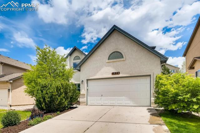 1572 Lily Lake Drive, Colorado Springs, CO 80921 (#6152530) :: Tommy Daly Home Team