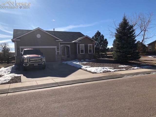 10307 Ross Lake Drive, Peyton, CO 80831 (#6152894) :: 8z Real Estate