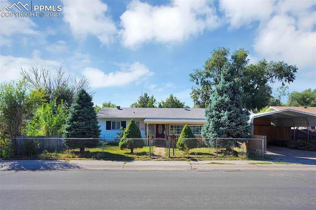 1131 Florence Avenue, Colorado Springs, CO 80905 (#6154378) :: Tommy Daly Home Team