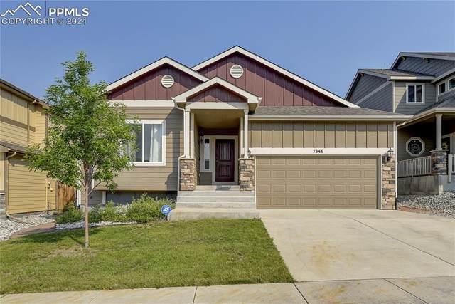 7846 Morning Dew Road, Colorado Springs, CO 80908 (#6157222) :: Fisk Team, RE/MAX Properties, Inc.