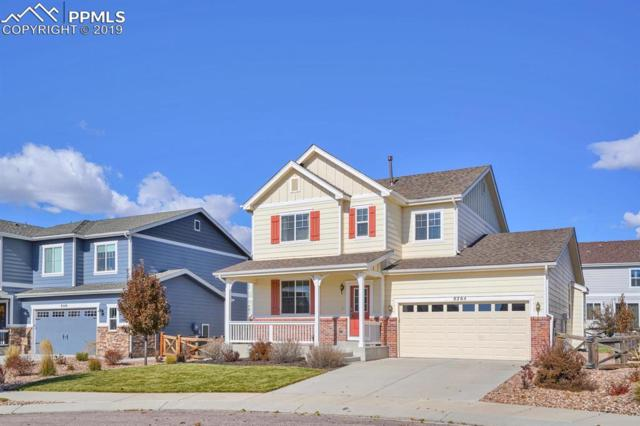 8264 Knotty Alder Court, Colorado Springs, CO 80927 (#6159362) :: The Peak Properties Group