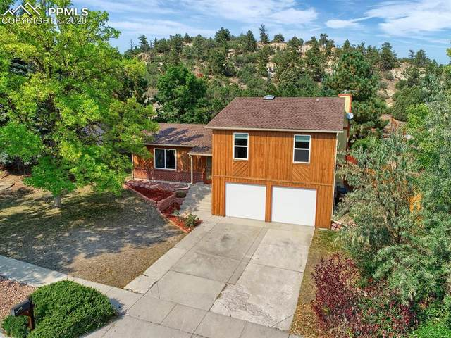 2030 Rimwood Drive, Colorado Springs, CO 80918 (#6160048) :: The Treasure Davis Team