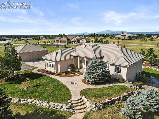 19220 Royal Troon Drive, Monument, CO 80132 (#6162615) :: The Dixon Group