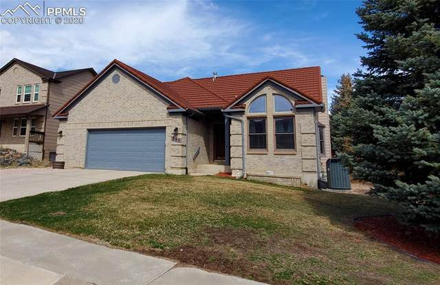 690 Robinglen Court, Colorado Springs, CO 80906 (#6163587) :: The Treasure Davis Team