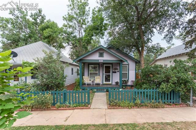 2819 W Pikes Peak Avenue, Colorado Springs, CO 80904 (#6163858) :: Tommy Daly Home Team