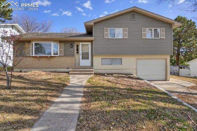1415 Clemson Drive, Colorado Springs, CO 80909 (#6170166) :: The Hunstiger Team