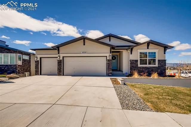 4505 Hanging Lake Circle, Colorado Springs, CO 80924 (#6170432) :: The Harling Team @ HomeSmart