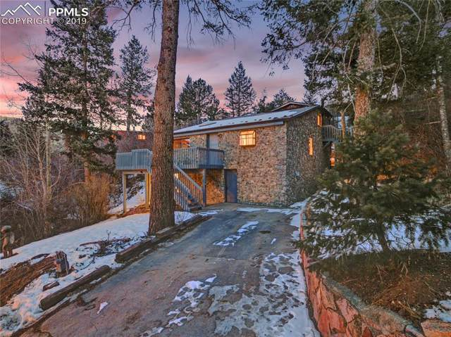 6025 Sioux Trail, Cascade, CO 80809 (#6172016) :: The Peak Properties Group