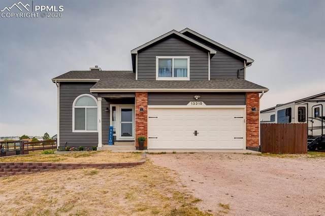 13315 Pawnee Trail, Elbert, CO 80106 (#6172081) :: Finch & Gable Real Estate Co.