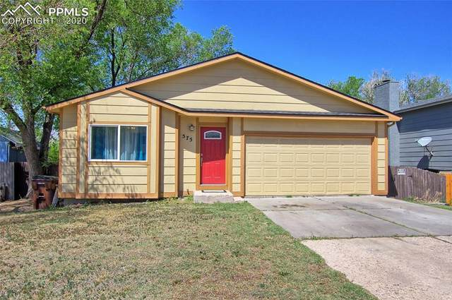 575 Blossom Field Road, Fountain, CO 80817 (#6172445) :: Action Team Realty