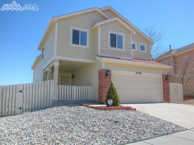 5055 Prairie Grass Lane, Colorado Springs, CO 80922 (#6175684) :: Jason Daniels & Associates at RE/MAX Millennium