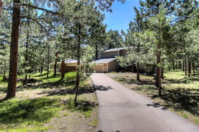 17845 Barrington Court, Monument, CO 80132 (#6176668) :: Jason Daniels & Associates at RE/MAX Millennium