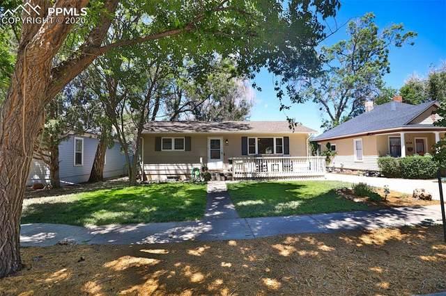 432 N Franklin Street, Colorado Springs, CO 80903 (#6177542) :: 8z Real Estate
