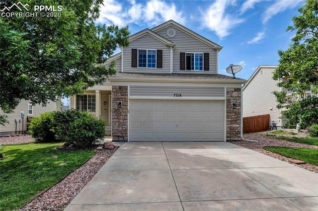 7216 Village Meadows Drive, Fountain, CO 80817 (#6182694) :: The Treasure Davis Team