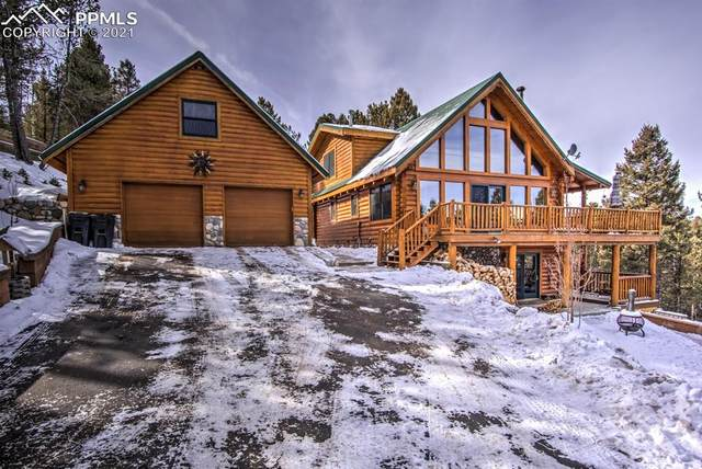 287 Parkview Drive, Woodland Park, CO 80863 (#6184400) :: The Treasure Davis Team | eXp Realty