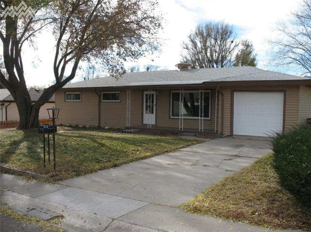 526 Marquette Drive, Colorado Springs, CO 80911 (#6185028) :: The Dunfee Group - Keller Williams Partners Realty