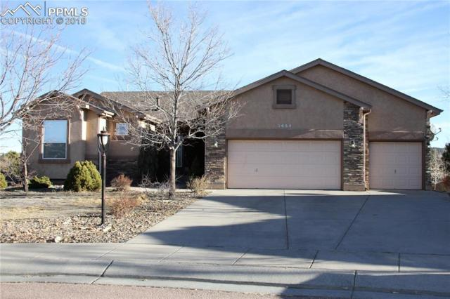 3654 Oak Meadow Drive, Colorado Springs, CO 80920 (#6185796) :: The Kibler Group