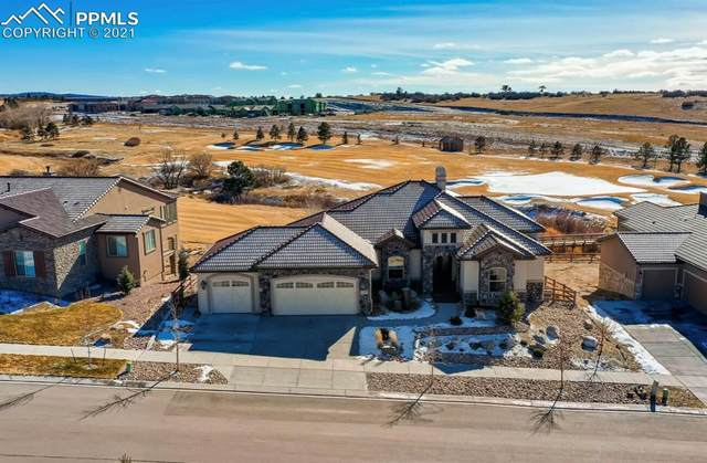 1757 Redbank Drive, Colorado Springs, CO 80921 (#6186040) :: The Treasure Davis Team